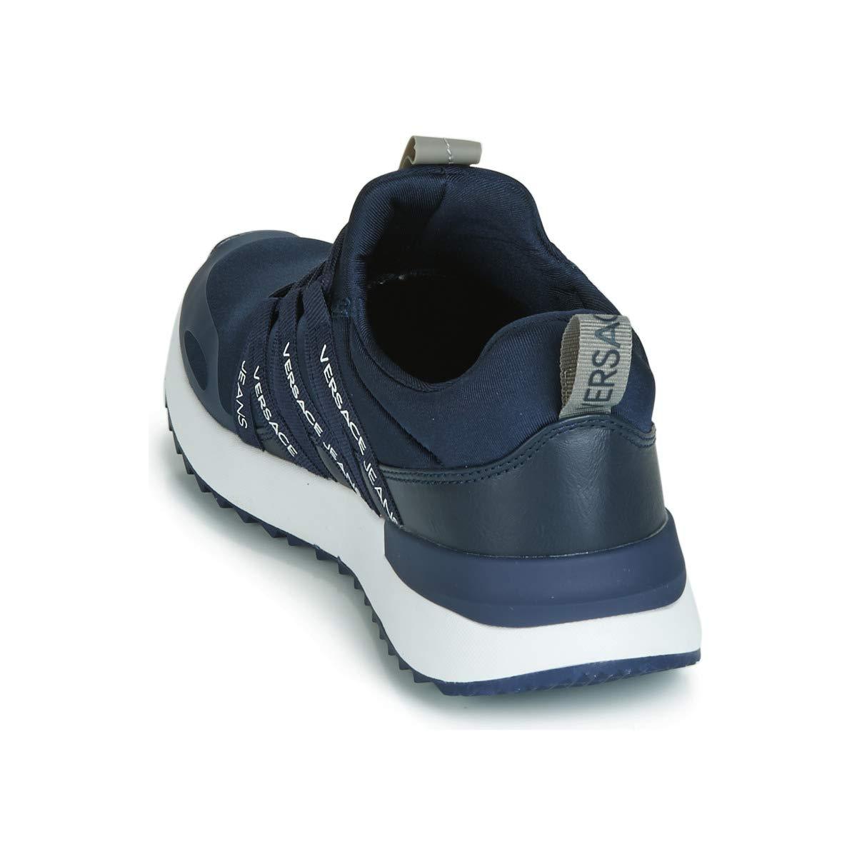 Versace Jeans EOYTBSG3 Turnschuhe Turnschuhe Turnschuhe Herren Marine Turnschuhe Low da4c08