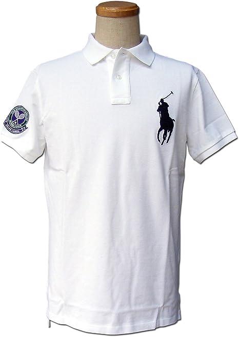 Ralph Lauren Polo Ralph Lauren Hombre Wimbledon Blanco 2014 ...