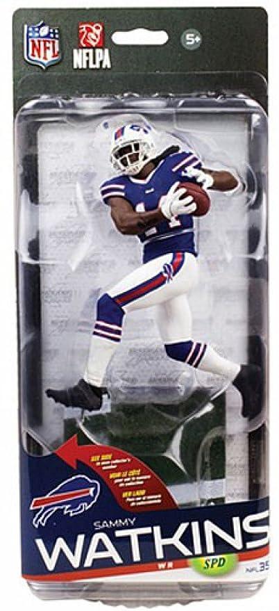 751abd47 Amazon.com: McFarlane Toys NFL Buffalo Bills Sports Picks Series 35 ...