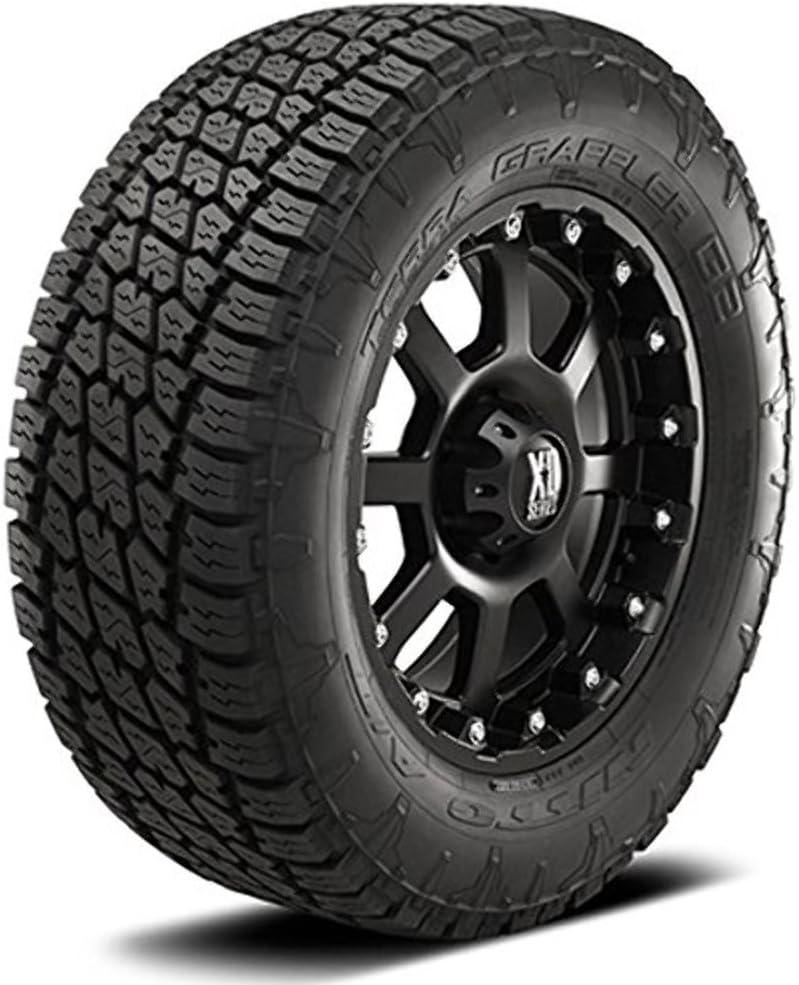 1 New LT265//60R20 Nitto Terra Grappler G2 Tire 265//60-20 10 Ply E 121//118S