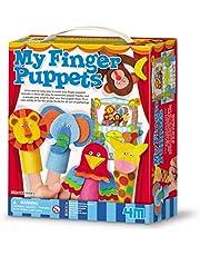 4M My Finger Puppets Kit