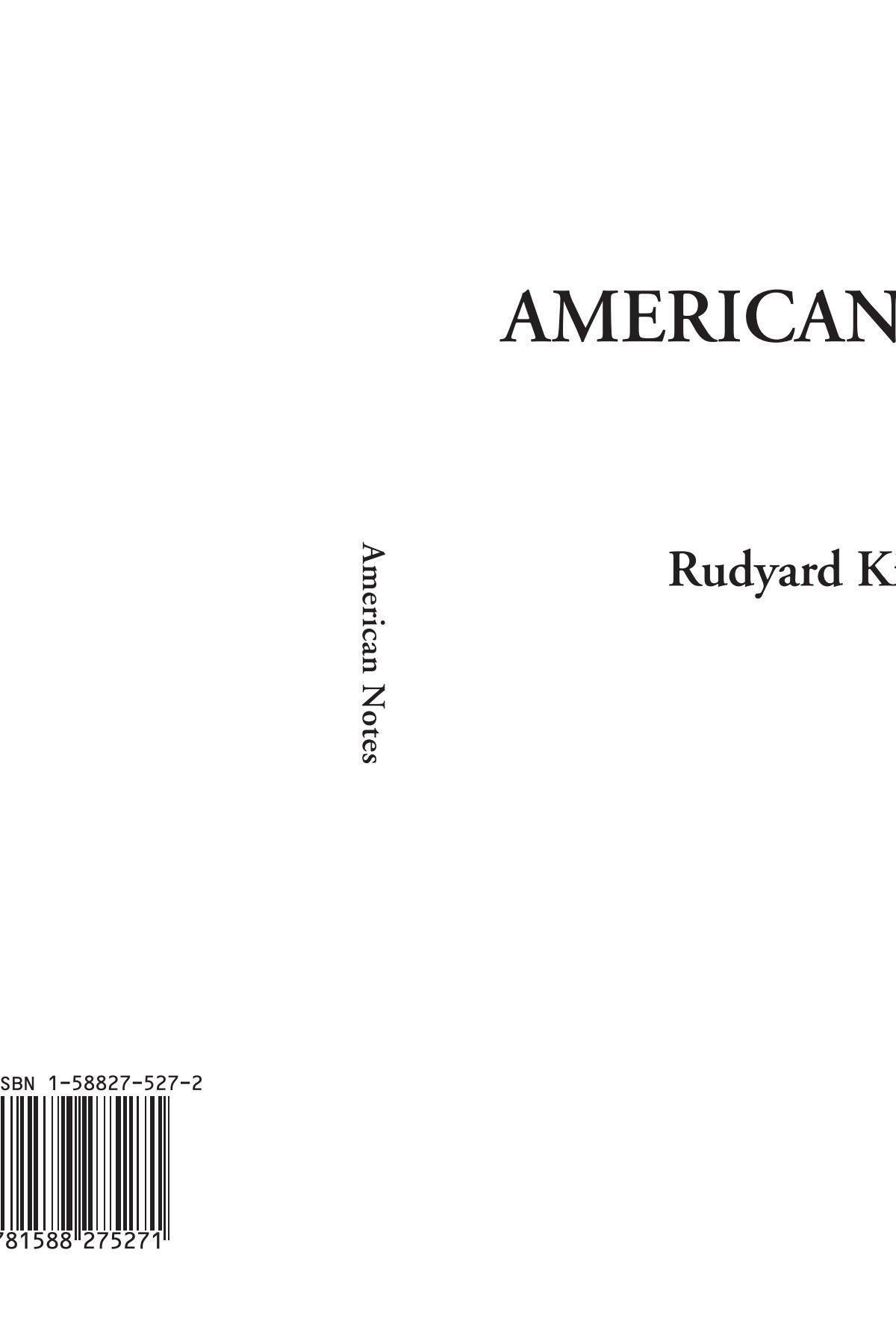 Download American Notes PDF
