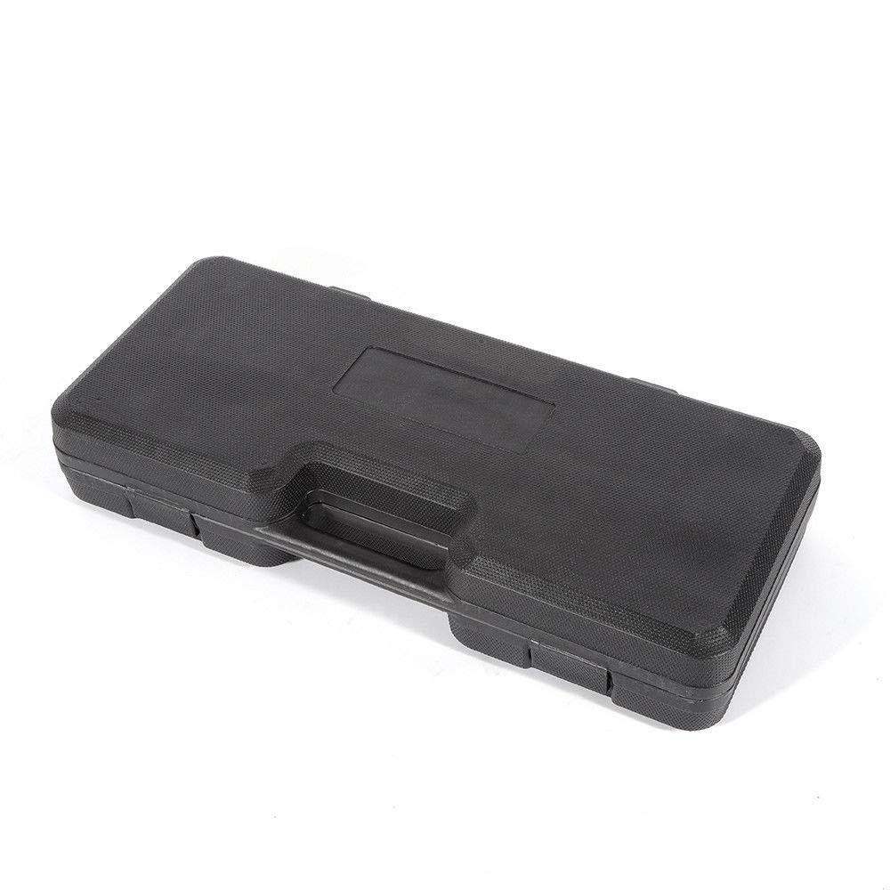 Mortice Lock Fitting Jig Door Lock Mortiser Kit 90mm Perforator Folder + 16.5,20,25mm drill bit by NOPTEG (Image #4)