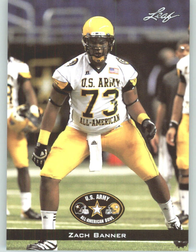 pretty nice 4cb55 d5030 2012 Leaf US Army All-American Bowl Rookie Football Card ...