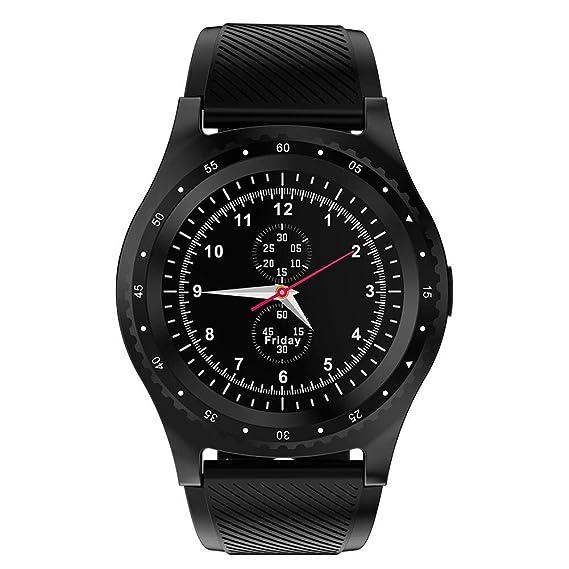 Amazon.com: sundengyuey 696 L9 Smart Watch 1.54in 0.3MP ...