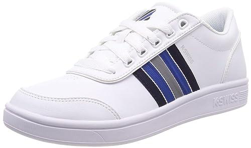 K-Swiss Court Clarkson S Se, Zapatillas para Hombre: Amazon.es: Zapatos y complementos