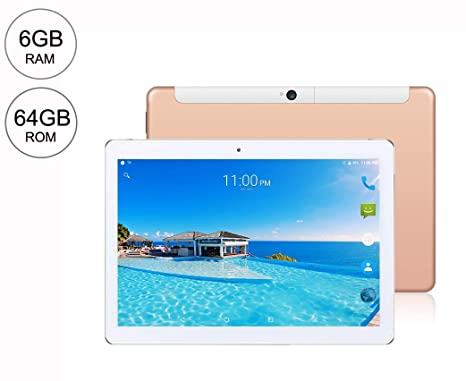 Amazon.com: Tablet PC Android 8.0 de 10 pulgadas, 6 GB de ...