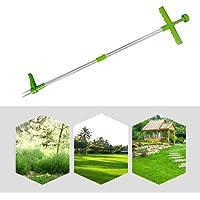 Onkruidverdelger Met Lange Steel,Lange Steel Weed Remover Draagbare Tuin Gazon Weeder Outdoor Yard Gras Wortel Puller…