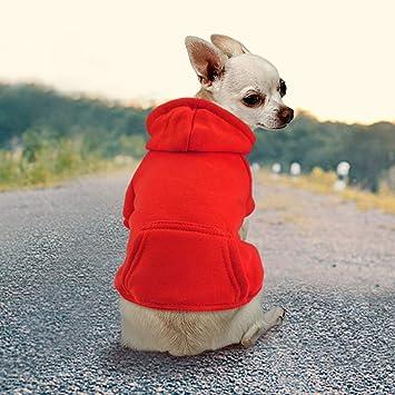 Idepet Haustier Kleidung Hundepullover hunde kleider welpen