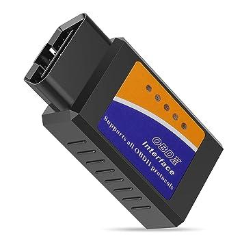 OBD2 Bluetooth Mini Adaptateur Sans-Fil Scanner Code de Défaut pour Véhicule Mini Outils