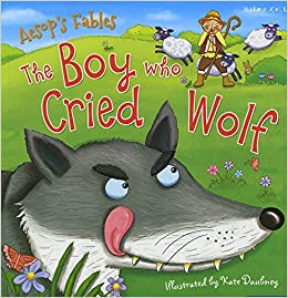 Image result for The Boy Who Cried Wolf