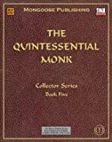 img - for The Quintessential Monk (Dungeons & Dragons d20 3.0 Fantasy Roleplaying) book / textbook / text book