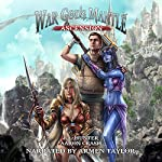 War God's Mantle: Ascension: The War God Saga, Book 1 | James Hunter,Aaron Crash