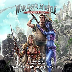 War God's Mantle: Ascension Audiobook