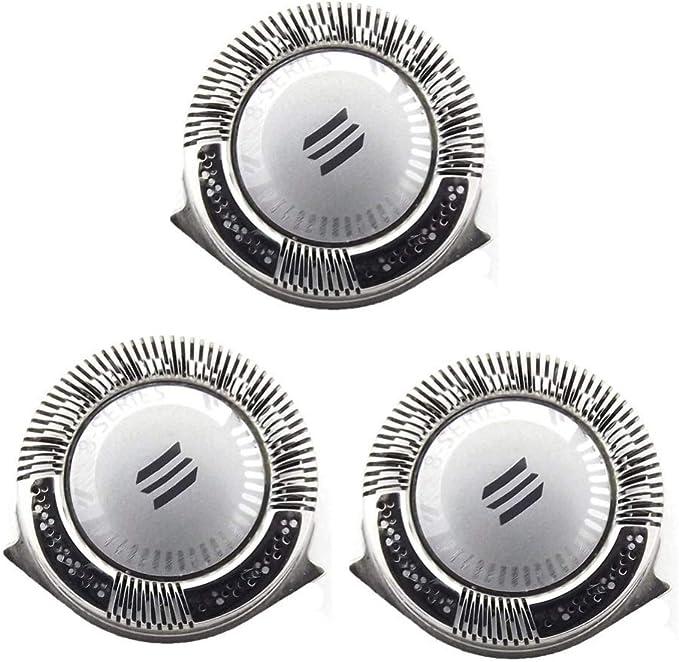 BeonJFx - Juego de 3 cabezales de cuchillas de afeitar para ...