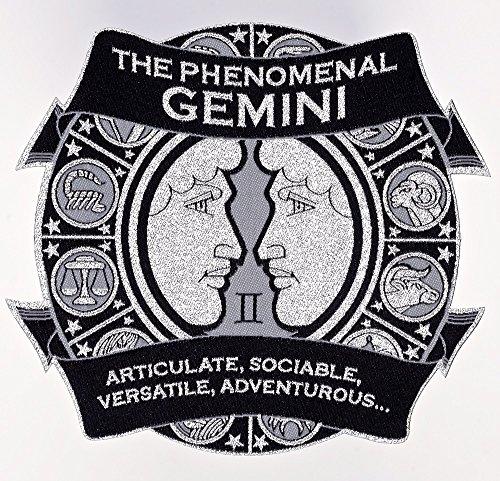 "Astro-Patch - The Phenomenal Gemini 5"" X 5 1/2"" (approx.)..."