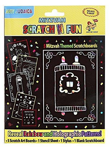 Amazing Mitzvah Scratch N Fun game