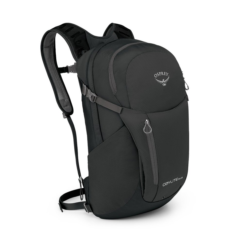 Osprey Packs Daylite Plus Backpack, Black