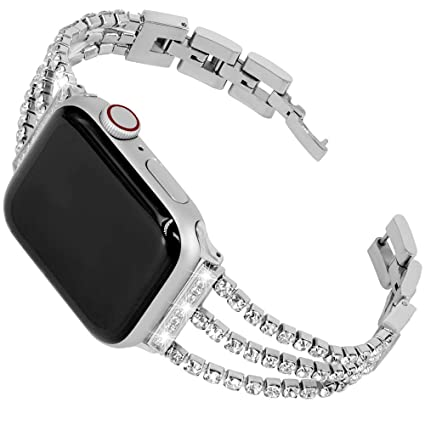 Amazon.com: Falandi para Apple Watch Band Series 4 1.575 in ...