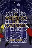 capa de O misterioso Lar Cavendish