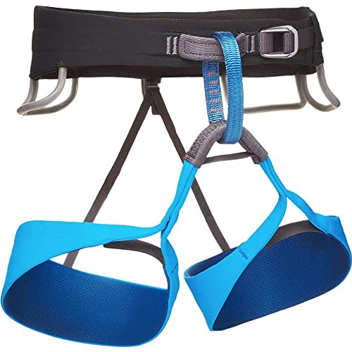 Black Diamond Solution Climbing Harness - Men's