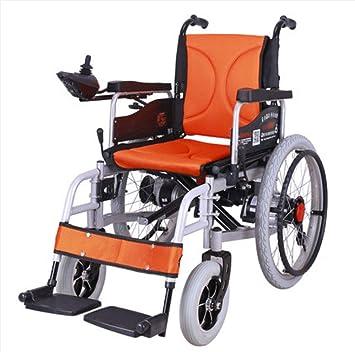 M-CH silla de ruedas Silla de ruedas eléctrica, anciano andador ...