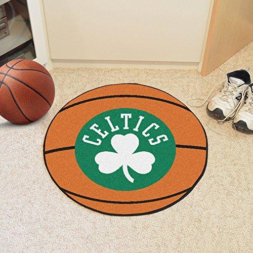 Court Runner Area Rug (Fan Mats Boston Celtics NBA Court Runner, 24 x 44)