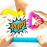 Fidget Pop Tube Toys for Kids and Adults 6