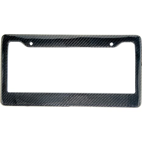 Carbon Fiber License Plate Frame >> Amazon Com Blvd Lpf Obey Your Luxury Real 100 Carbon Fiber License