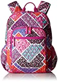 Women's Campus Tech Backpack, Signature Cotton, Modern Medley