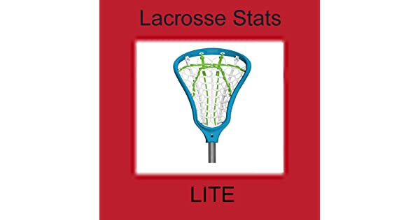 Amazon.com: Lacrosse Stats Lite: Appstore for Android