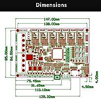 PoPprint SKR PRO V1.1 - Placa de control de impresora 3D (32 bits ...