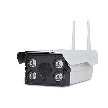Cámara de vigilancia Wifi, cámaras de vigilancia de alarma, reproducción de vídeo seguridad de vigilancia para el bebé / anciano Monitor: Amazon.es: ...