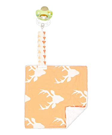 Amazon.com: woodland- Chupete Manta, Chupete Lovey, Pacifer ...