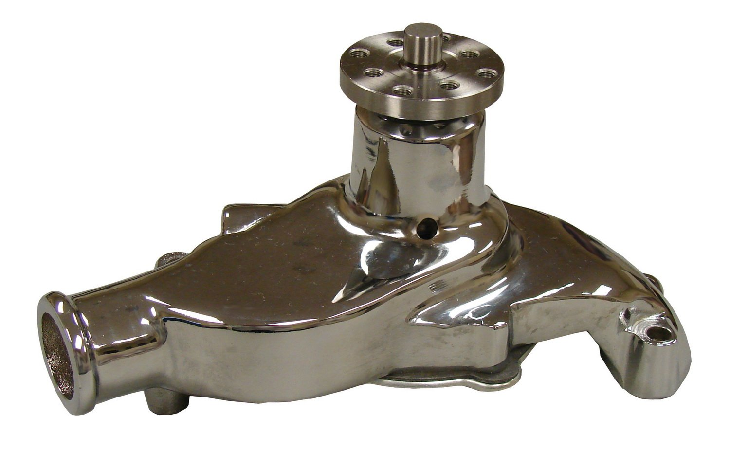 CSI 8100 Chrome Plated Water Pump by CSI Accessories