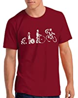 "Mens ""Ascent of Cyclist"" T shirt"