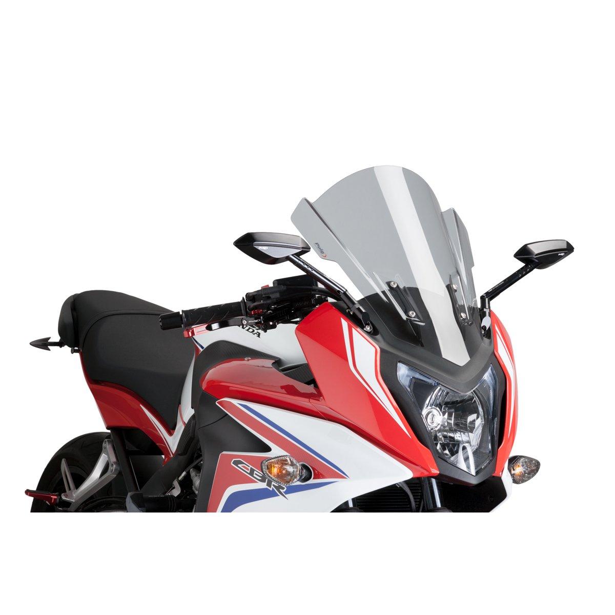 Honda Cbf600S 04-14//Cbf1000 06-11 Puig 7595H Smoke Touring Shield