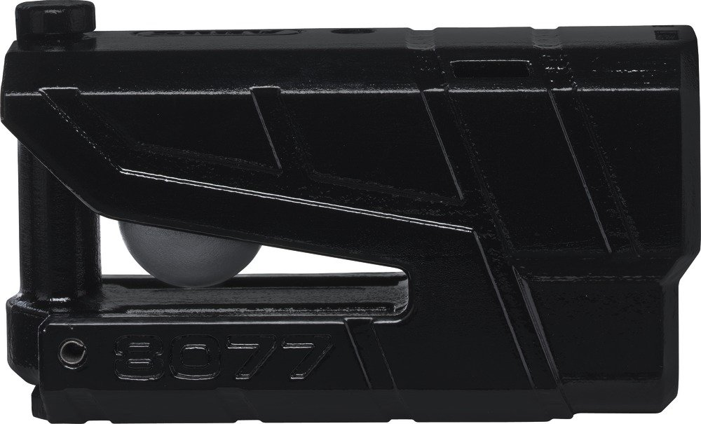 ABUS 78607 – 5 Bremsscheibenschloss Alarm Moto SRA, Cchwarz