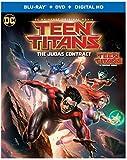 DCU: TEEN TITANS: THE JUDAS CONTRACT [Blu-ray]