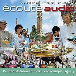 Écoute audio - La braderie de Lille. 9/2012