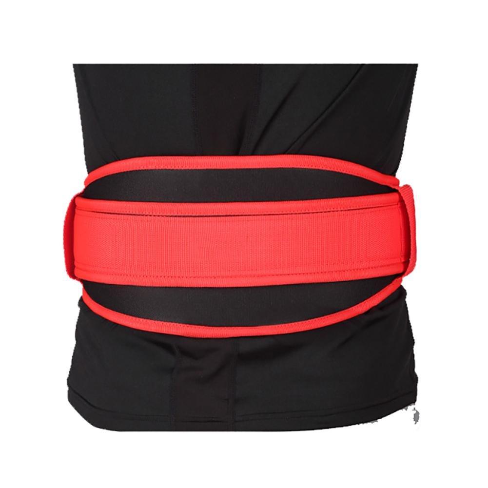 Lmzyan Protection Contre la Taille de la Forme Exercices de Gymnastique pour Le Squat Equipement de Protection pour Hommes et Femmes