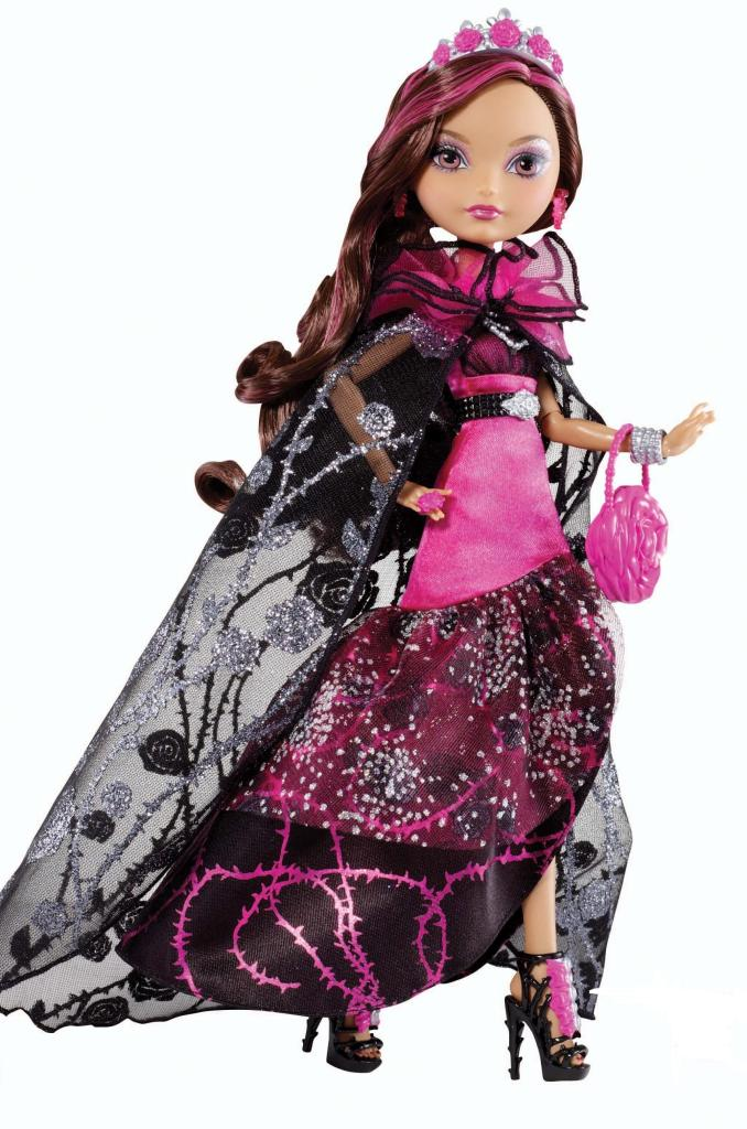 Amazon.com: Ever After High Legacy Day Briar Beauty Doll ...