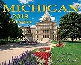 2018 Michigan Engagement 8x10 Engagement Wall Calendar
