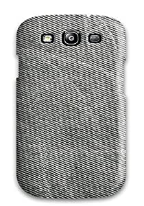 ZippyDoritEduard Snap On Hard Case Cover Silver Protector For Galaxy S3