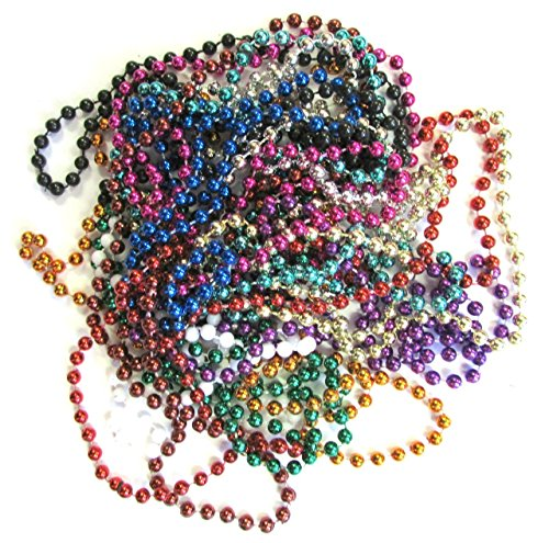 Beaded Necklace Assortment Assorted Colors