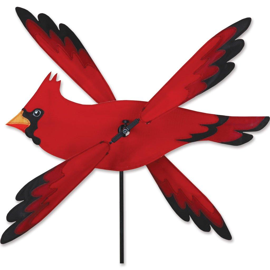 Amazon.com : Whirligig Spinner   Cardinal Spinner : Wind Spinners : Garden  U0026 Outdoor