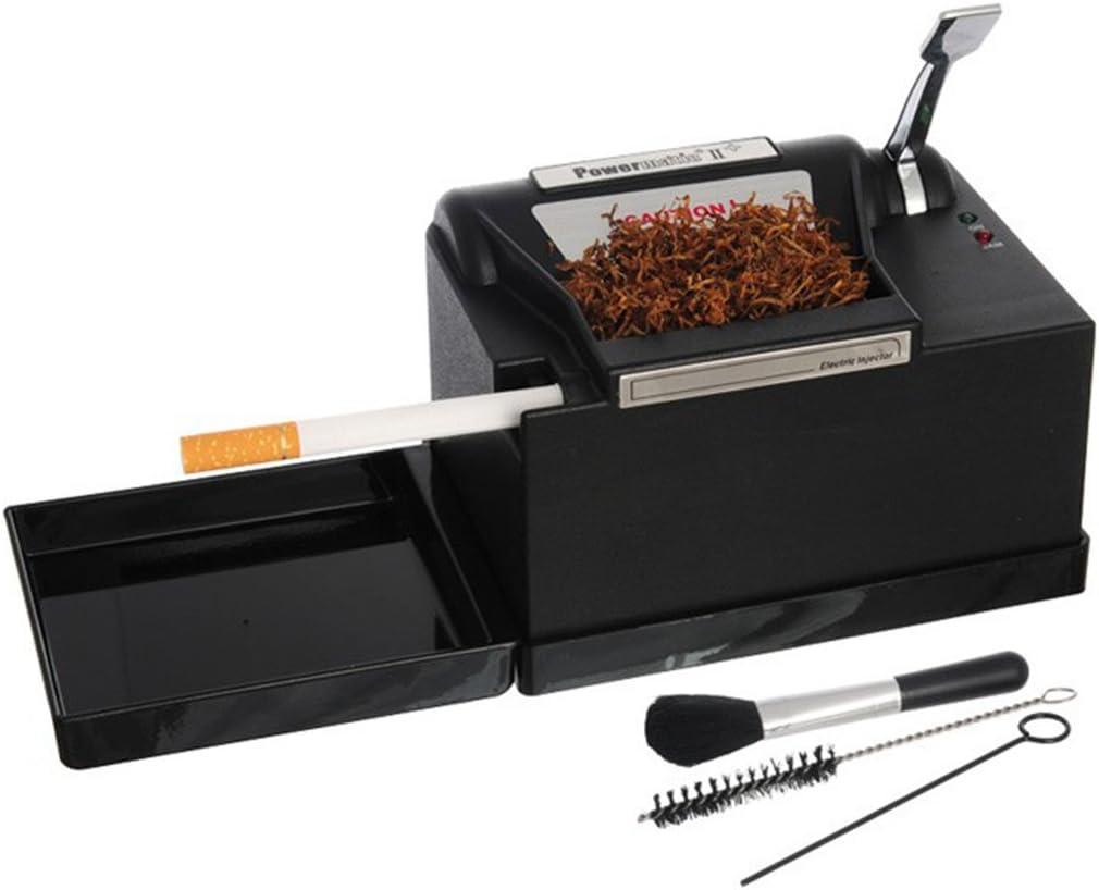 Cigarrillos máquina eléctrica powermatic 2+