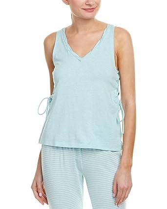 e1f58913c84146 Amazon.com  Splendid Women s Lace-Up Lounge Tank Top  Clothing