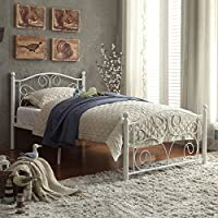 Ashland Metal Bed