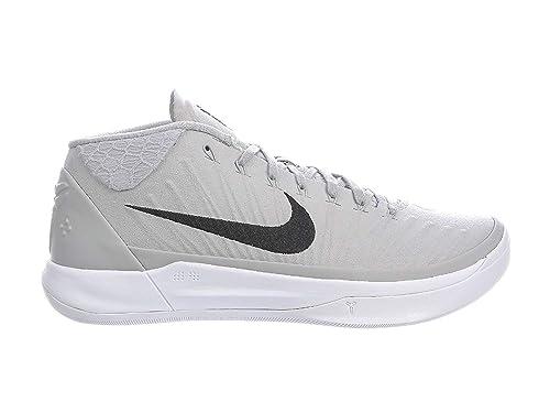 b7812f11a55 Nike Men s Kobe A.D. Wolf Grey Black White Nylon Basketball Shoes 6 D(M)  US  Amazon.ca  Shoes   Handbags